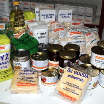 Wydawanie żywności – kontynuacja ;-)
