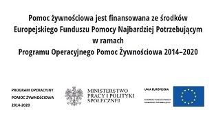 Program Operacyjny Pomoc Żywnościowa 2014 -2020