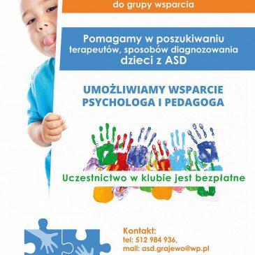 Klub Rodziców Dzieci z Autyzmem