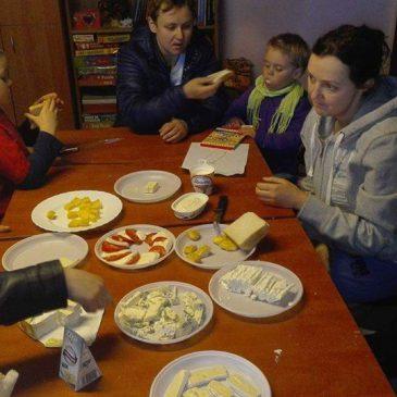 Zajęcia zdrowego odżywiania z Kulczyk Foundation