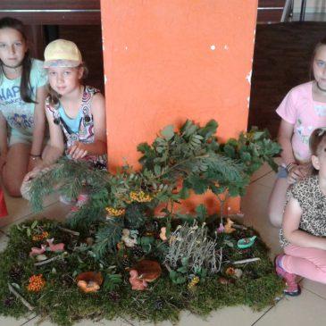 """""""Zaczarowany las"""" – projekt realizowany w świetlicach wiejskich"""