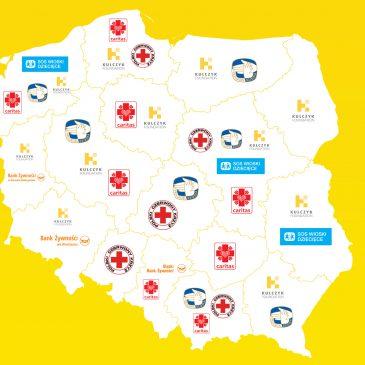 300 placówek Żółtego Talerza